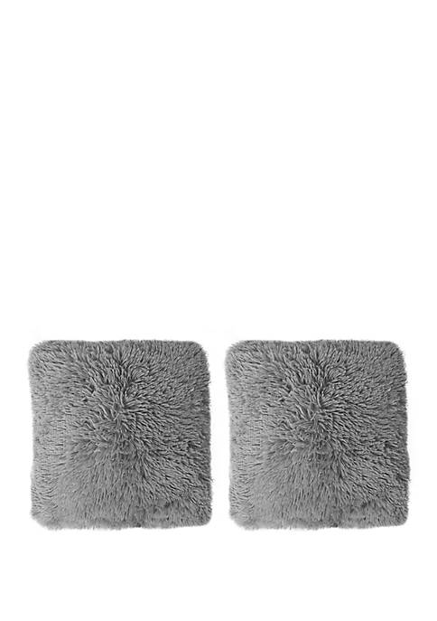 Sweet Home Collection 2 Pack Plush Soft and