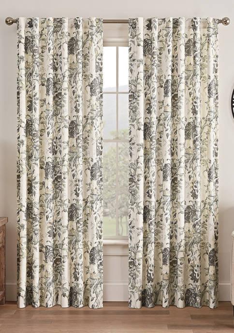 Kensington Bloom Window Curtain