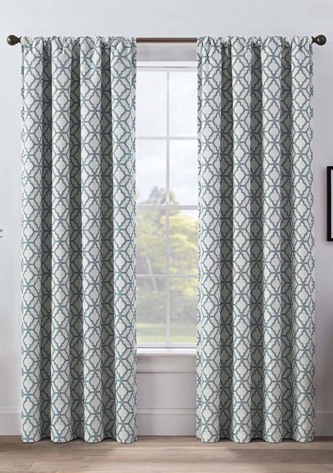 Eclipse™ Lollie Blackout 2 Pack Window Curtains
