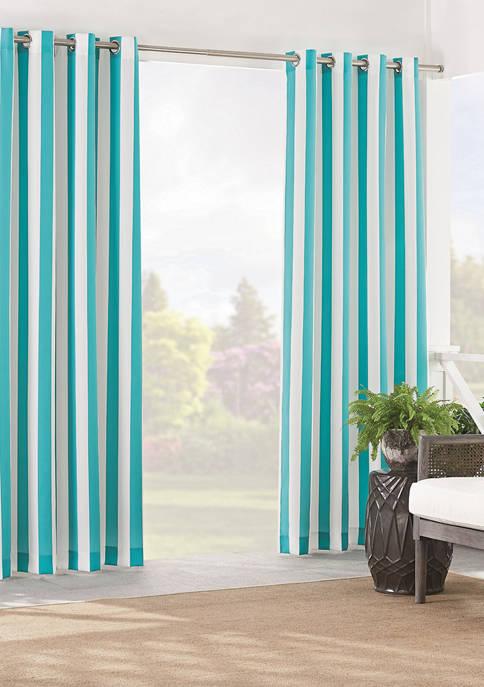 Solstice Stripe Curtain Panel