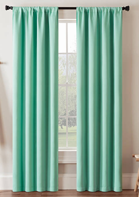 Eclipse™ Darrell Thermaweave Blackout Window Curtain Panel