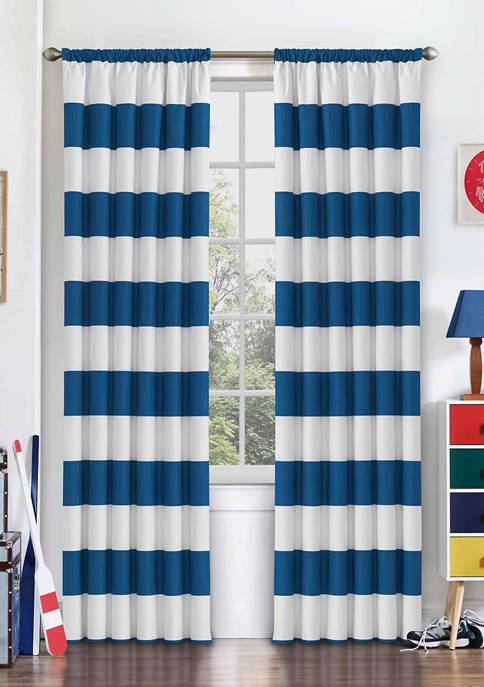 Peabody Blackout Window Curtain Panel