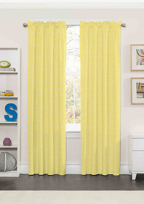 Eclipse™ Kids Tree Tops Blackout Window Curtain