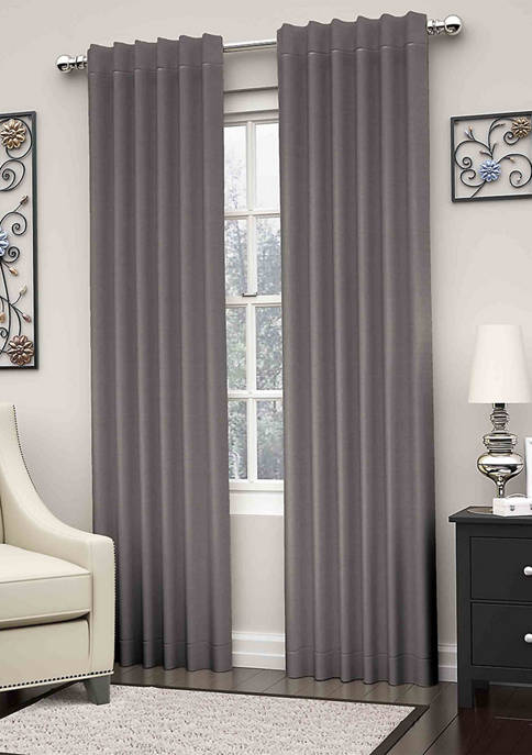 Eclipse™ Dutton Thermaweave Blackout Window Curtain