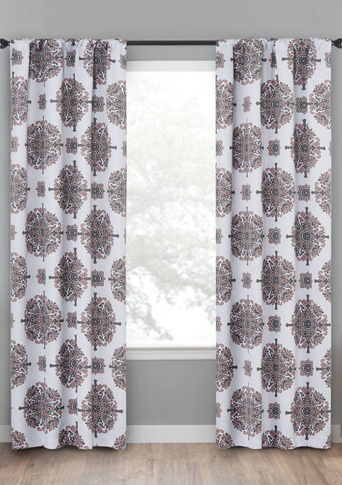 Eclipse™ Olivia Thermaweave Room Darkening Window Curtain Panels