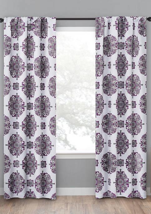 Eclipse™ Olivia Thermaweave Room Darkening Window Curtain Panels