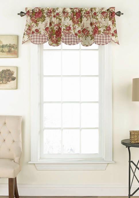Norfolk Window Valance