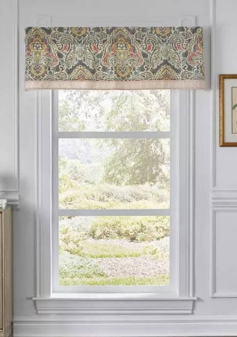 Artisanal Window Valance