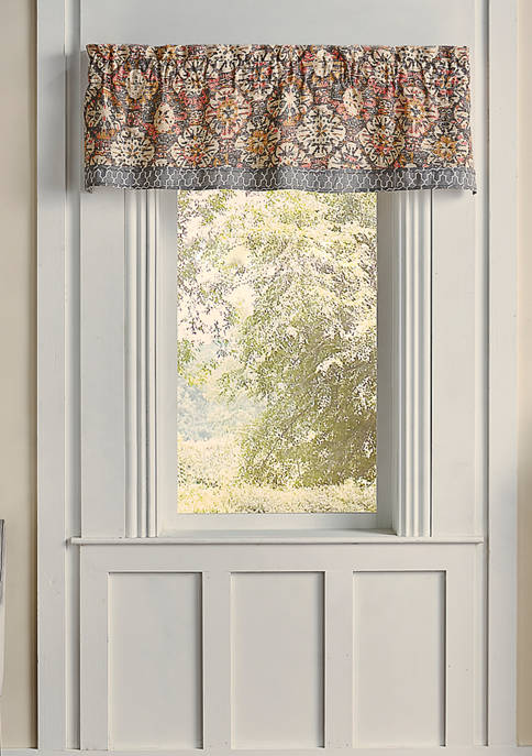 Craft Culture Window Tate Valance