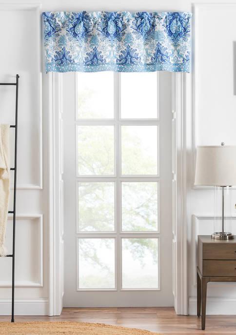 Waverly® Marcelle Tate Window Valance