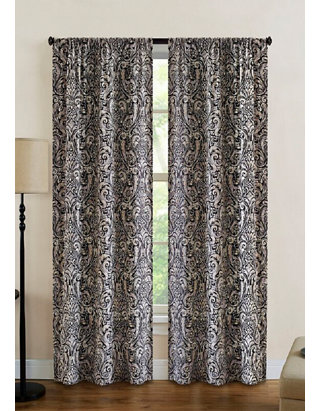 Ellery Homestyles Dolce Paisley Light, Ellery Homestyles Curtains