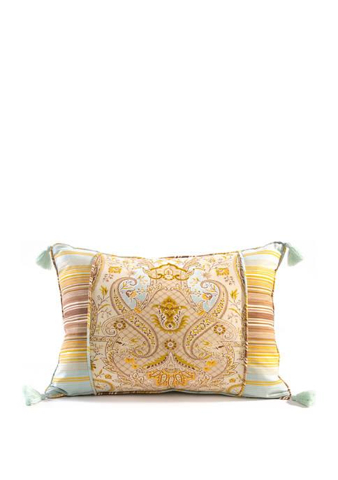 14 in x 20 in Lyrical Piece Decor Pillow