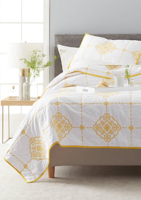 goodness & grace Liliana Honey Quilt Set
