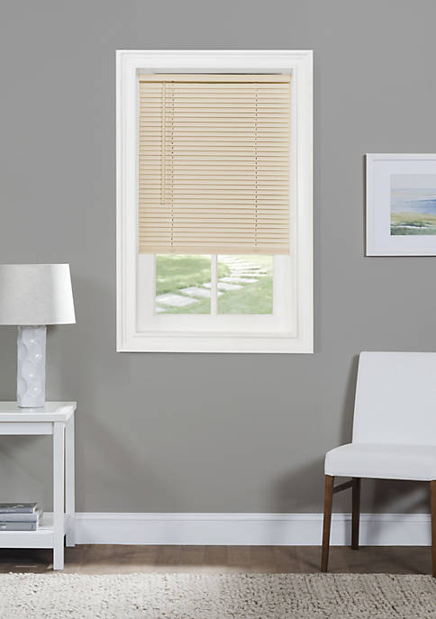 Cordless GII Morningstar 1 in Light Filtering Mini Blind
