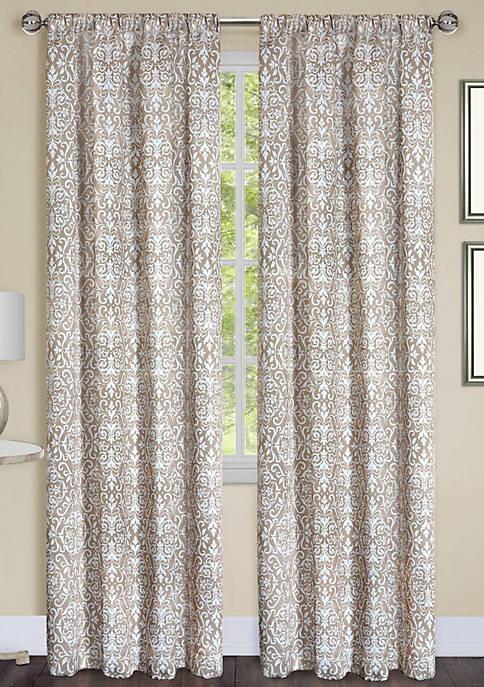 Madison Window Curtain Panel