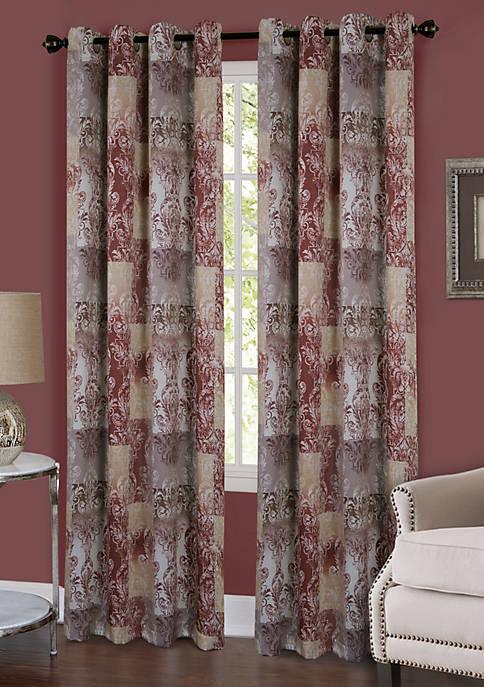 Vogue Grommet Window Curtain Panel