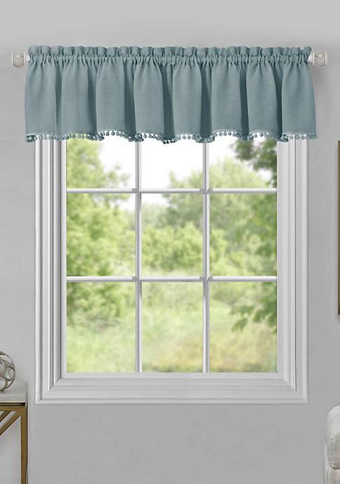 Achim Wallace Window Curtain Valance