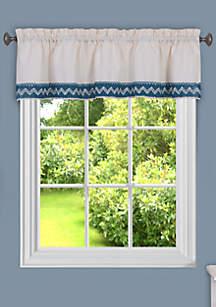 Achim Camden Window Curtain Valance