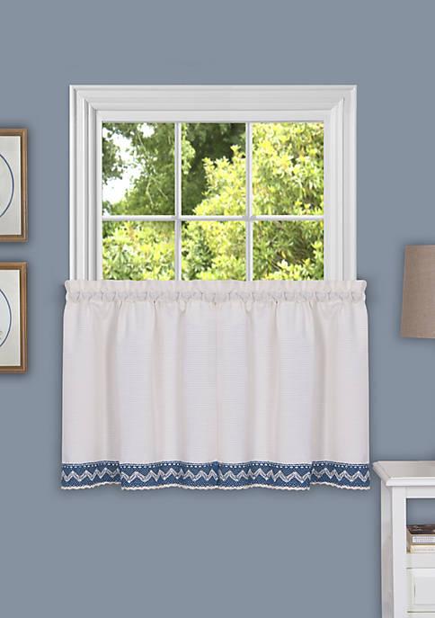 Camden Window Curtain Tier Pair
