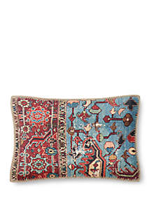 Loloi Rugs Rug Printed Throw Pillow