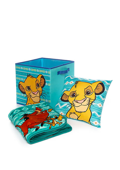 Disney® The Lion King 3 Piece Storage Set