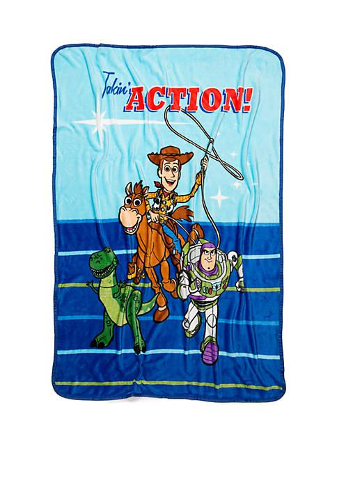 Disney® Pixar™ Toy Story Throw Blanket