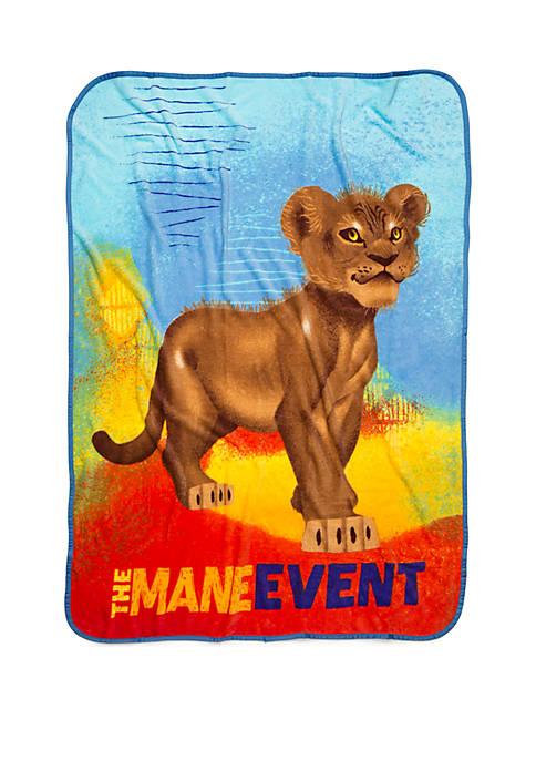 Disney® The Lion King Throw Blanket