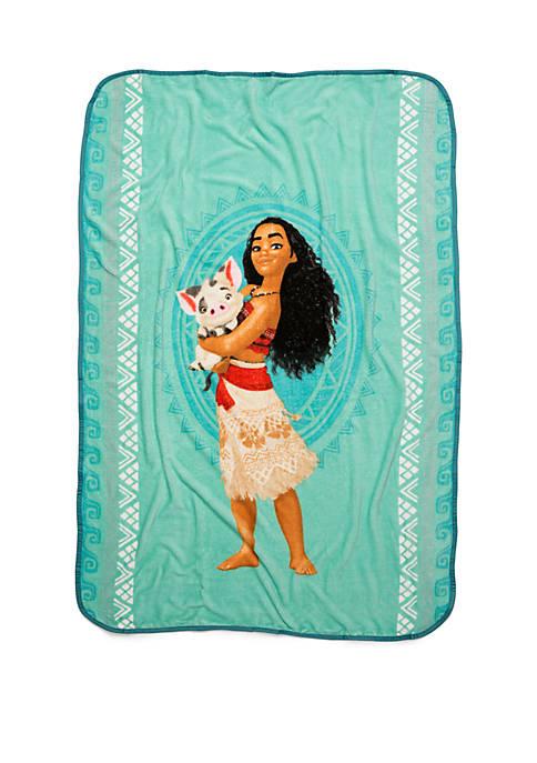 Disney® Moana Plush Throw