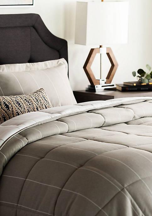 MALOUF Woven™ Chambray Comforter Set
