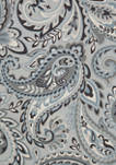 Jenelle Paisley Printed Total Blackout Window Panel