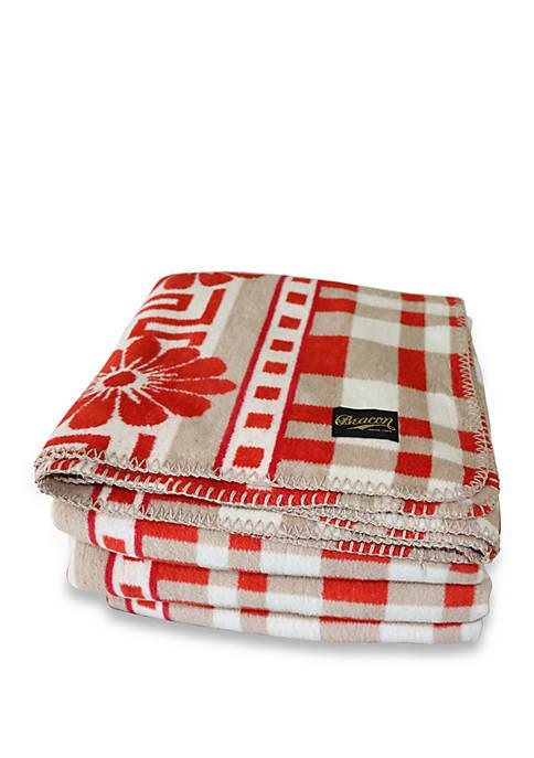 Nomad Plaid Blanket