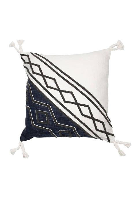 Foreside Home & Garden Mika Pillow