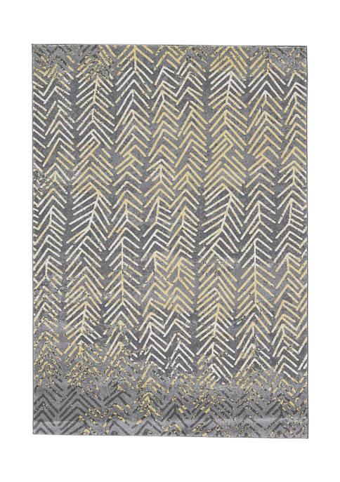Weave & Wander Milania Contemporary Area Rug