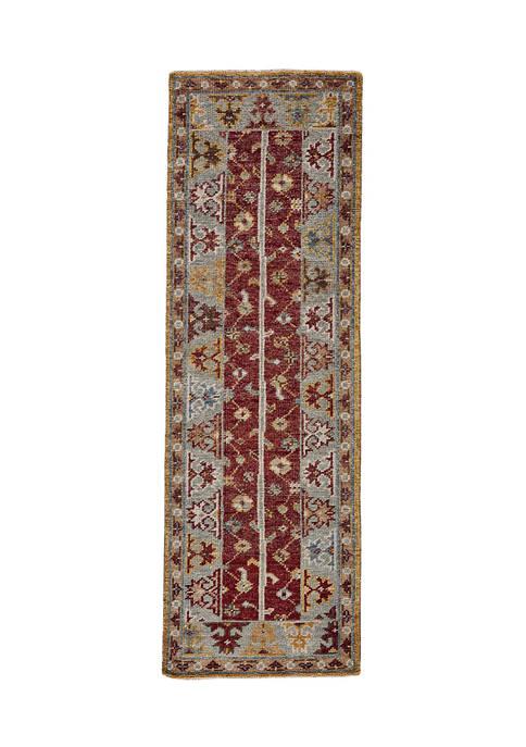Weave & Wander Bashyr Traditional Area Rug