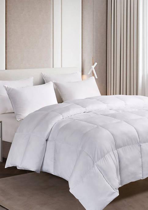 Ultra-Soft Nano-Touch Extra Warmth Duraloft Down Alternative Comforter