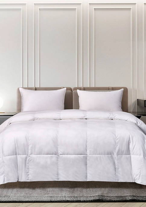 Kathy Ireland 225 Thread Count Tencel-Poly Filled Down