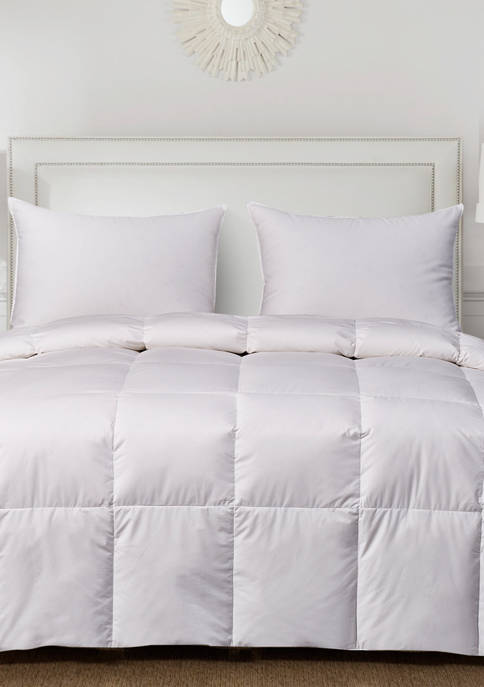 ELLE Decor Extra Warmth White Down Fiber Comforter