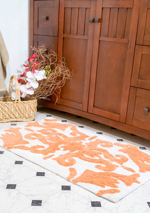 Chesapeake Set of 2 Iron Gate Bath Rugs
