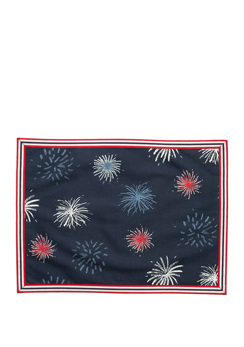 Modern. Southern. Home.™ Firework Placemat