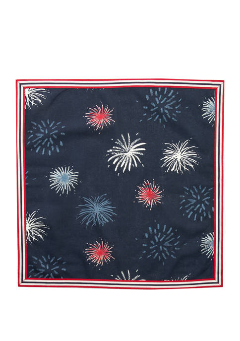 Modern. Southern. Home.™ Set of 2 Firework Napkins