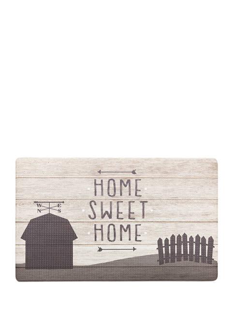 Excell Home Fashions Home Sweet Home Farm Cushion