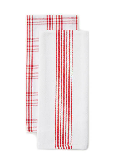 Set of 2 Kitchen Towels