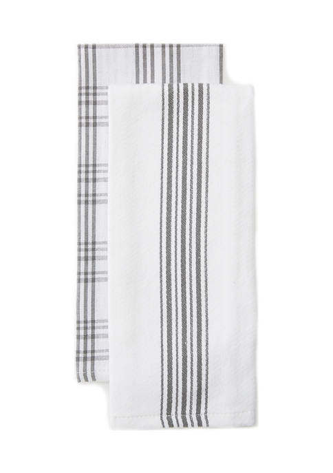 Cook's Tools Set of 2 Kitchen Towels