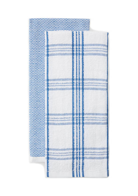 Cooks Tools™ Set of 2 Terry Kitchen Towels