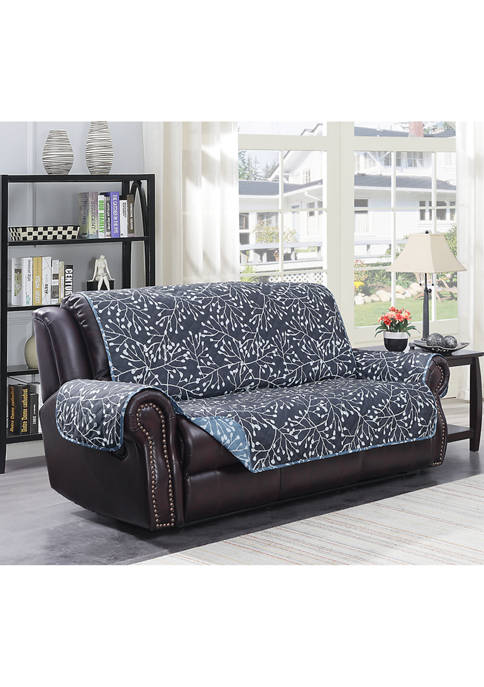 Branches Reversible Sofa Furniture Protector
