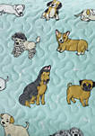 Puppies Quilt Set