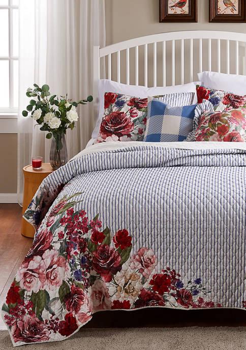 Quilt and Pillow Sham Set
