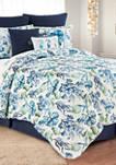 Bluewater Bay Coastal Quilt Set