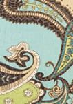 Kasbah Paisley Quilt Set