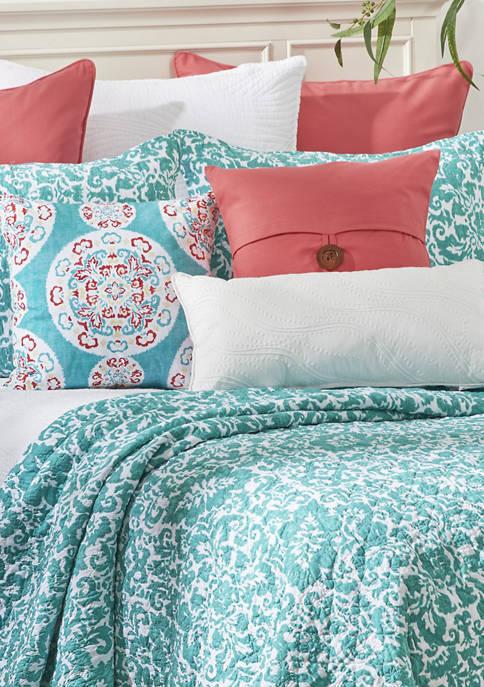 C&F Madison Adriatic Quilt Set